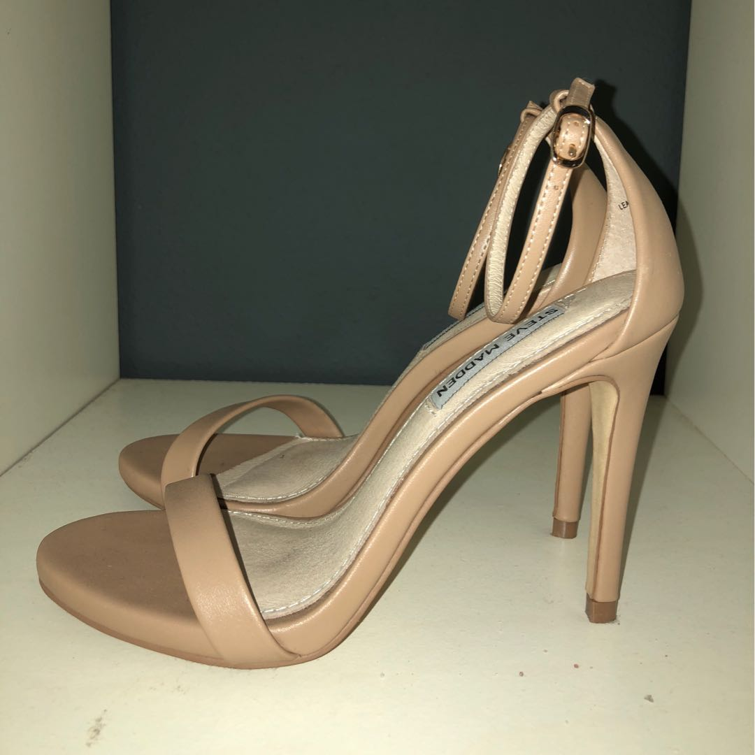 b052781b988 Steve Madden Heels, Women's Fashion, Shoes, Heels on Carousell