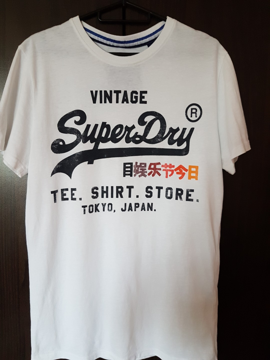 1b51a7c1 Superdry shirt, Men's Fashion, Clothes, Tops on Carousell