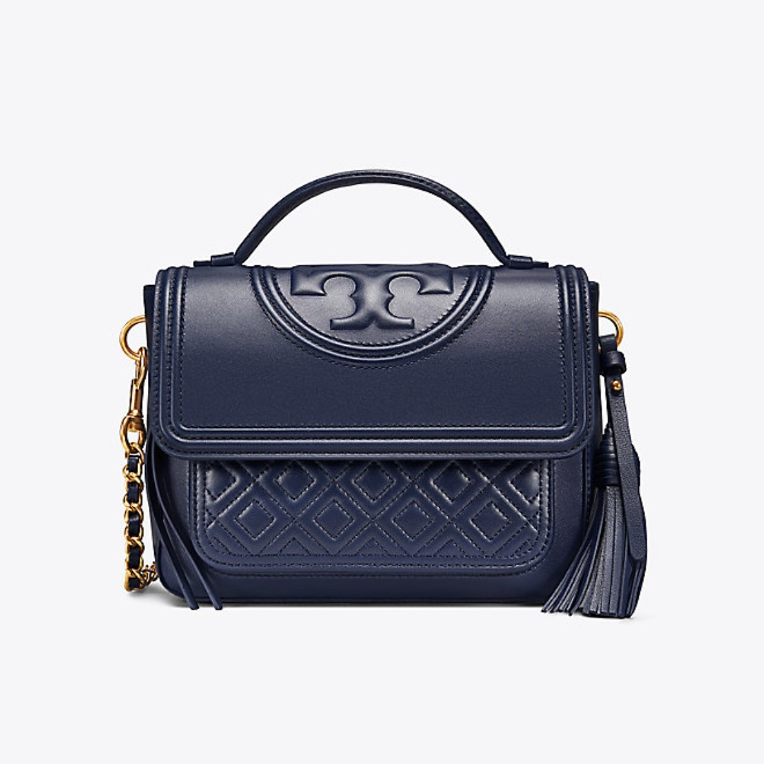 5fc12b34fd91a Tory Burch Leather Bag