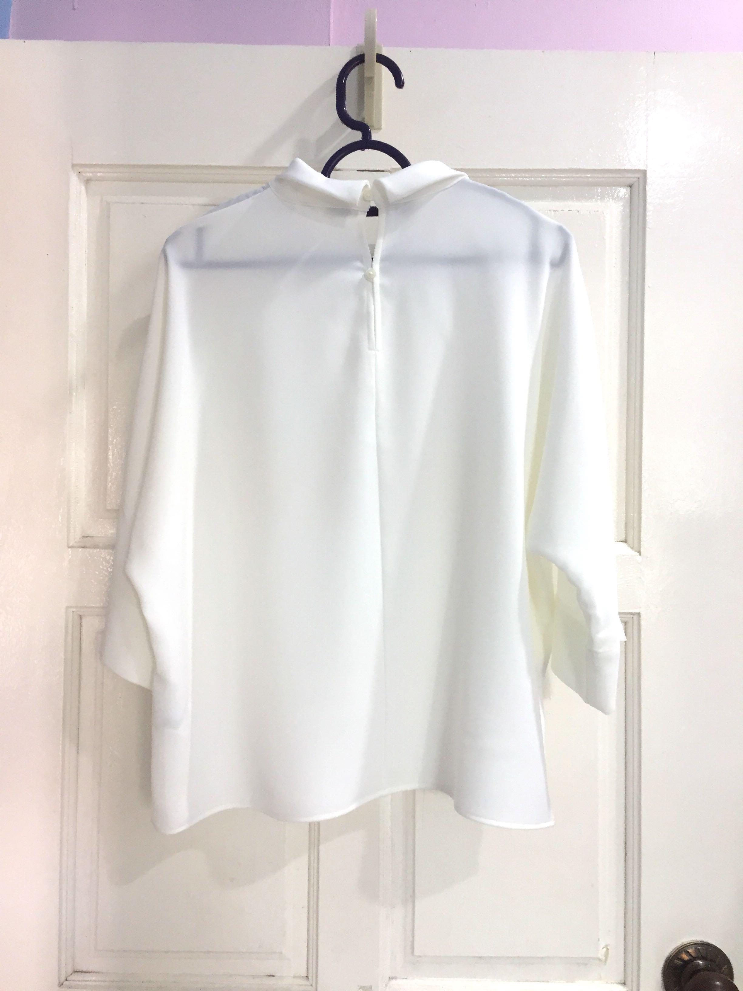 Uniqlo Top [White]