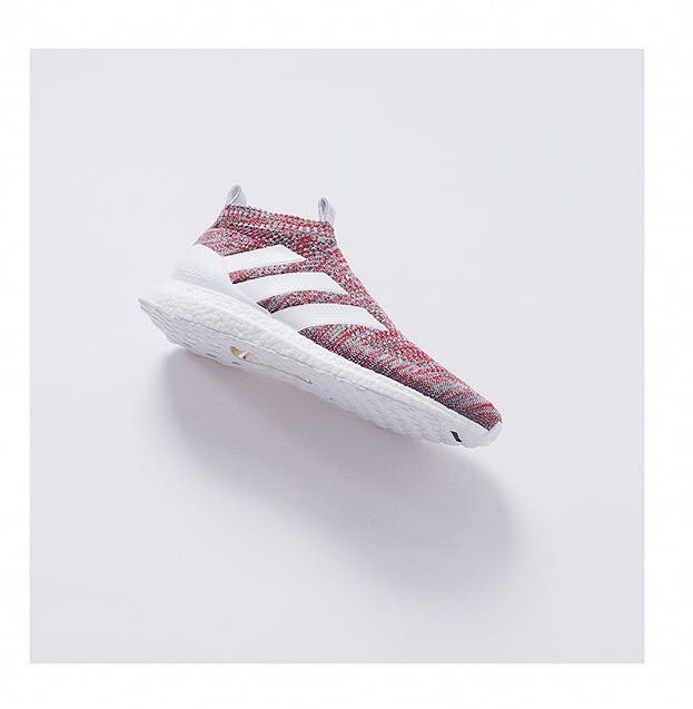 best loved c6b59 53e1a us8.5 Kith X Adidas Ace 16+ Purecontrol ultraboost