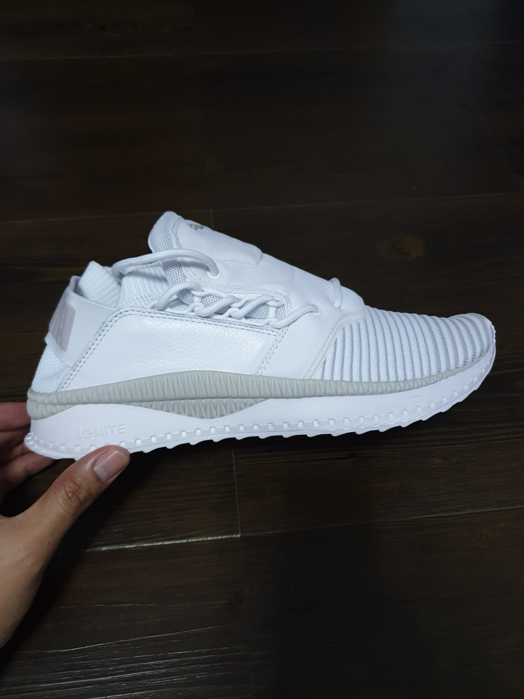 7d764183b174 Very new shoes! Puma tsugi shinsei evoknit.
