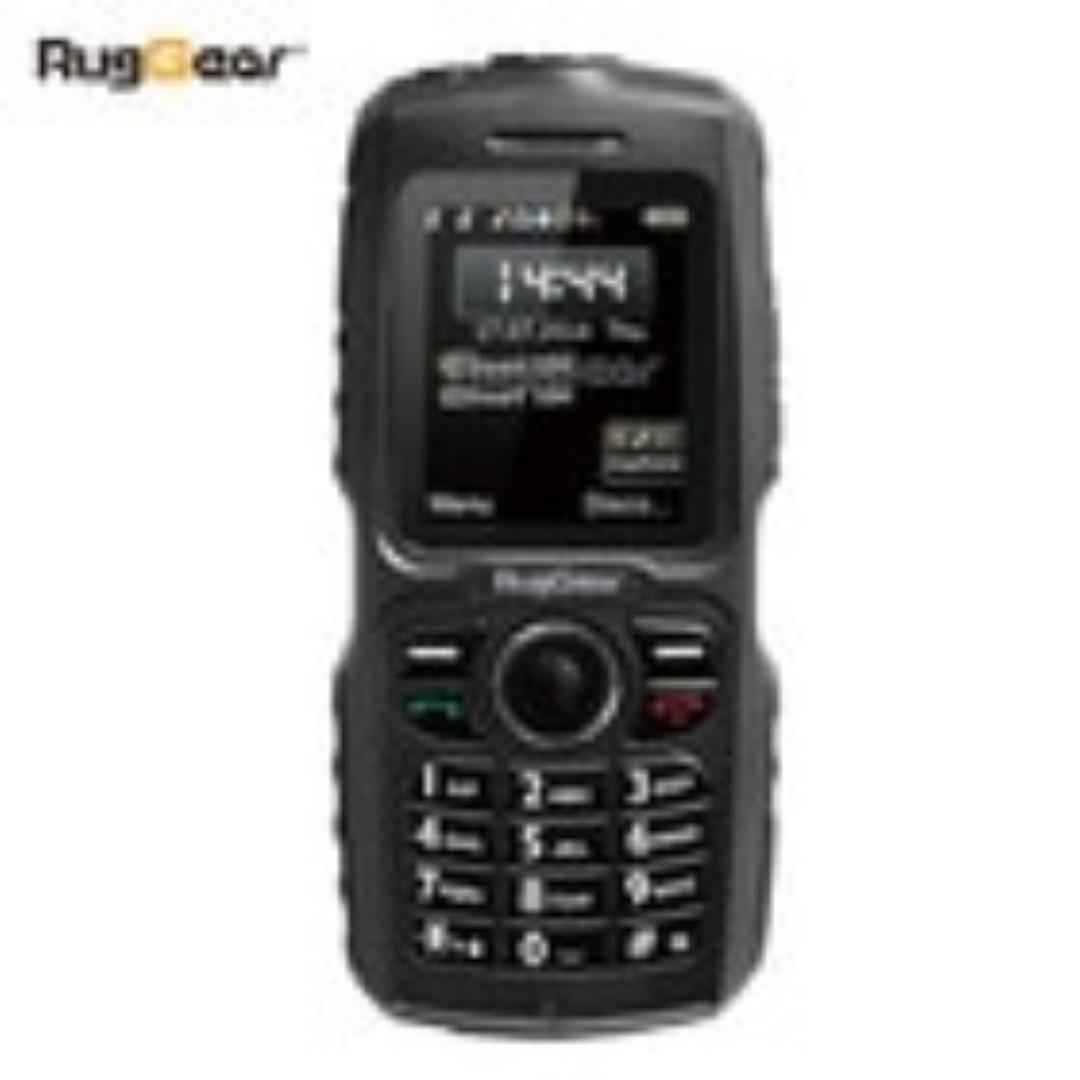 cell phone - RugGear RG100 Unlocked