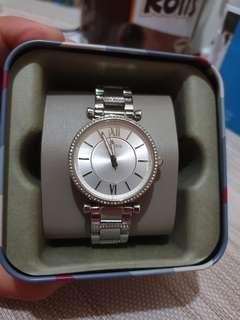 Authentic Fossil Watch Used Once