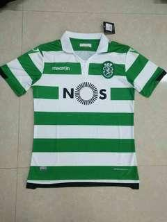 Sporting CP 18-19 Home Kit
