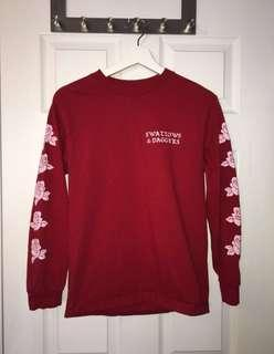 SWALLOW AND DAGGERS SWEATER