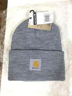 🚚 CARHARTT A18 ACRYLIC WATCH HAT 鐵灰 毛帽