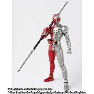 Kamen rider W (SHINKOCCHOUSEIHOU) Double HEAT METAL