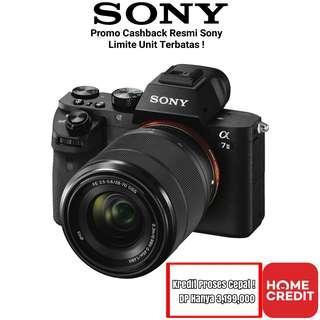 Kredit Sony A7 Mark ii bandung