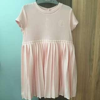 Ralph Lauren Pleated Dress