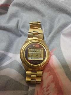 Vintage 70s Casio Digital Men's Watch