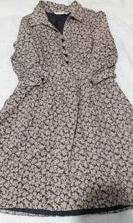Floral dress 🌺 (pre-loved)