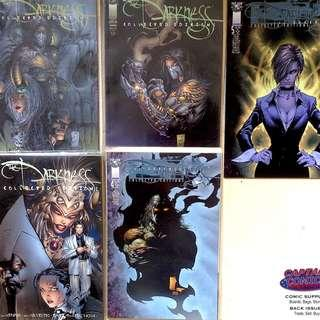 DARKNESS COLLECTED EDITIONS (1997)