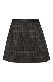 [PL] Plaid Skirt