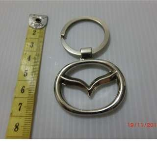 Brand new thick chrome stainless steel licensed MAZDA super cool looking keychain,just one left,somebody wanted it and now i found it.