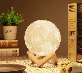 BN moon table desk night lamp