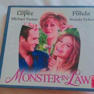 Orig Monster-in-law Collection