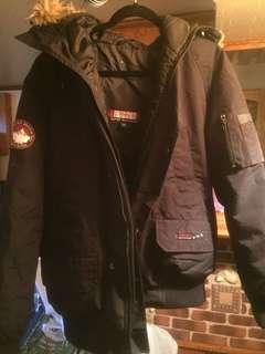 Canada super triple goose bomber jacket