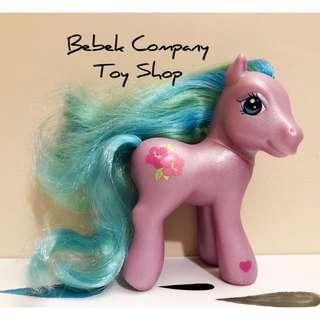 🌺扶桑花 2002 Hasbro My Little Pony MLP G3 古董玩具 我的彩虹小馬 第三代 彩虹小馬