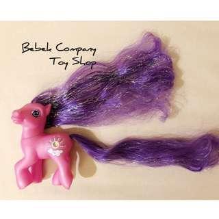 寶石系列 超長髮 2003 Hasbro My Little Pony MLP G3 古董玩具 我的彩虹小馬 第三代 彩虹小馬