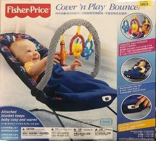 Fisher Price Cover 'N Play Bouncer  / Rocker