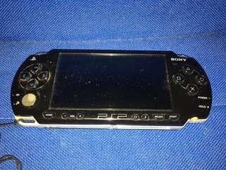 Faulty PSP 2006 (Black)