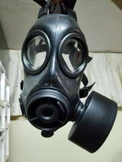 Avon FM12防毒面具