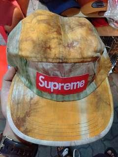 Supreme 5panel camp cap