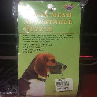 ✨全新✨狗狗用尼龍口罩