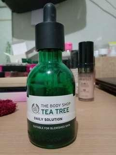 The body shop daily solution serum