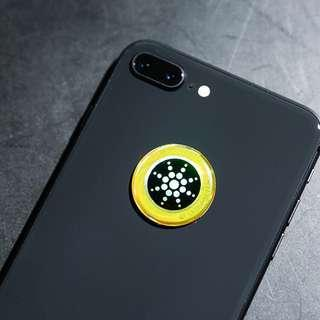 Phone Radiation sticker
