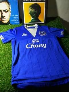 Jersey Everton 25 Tahun