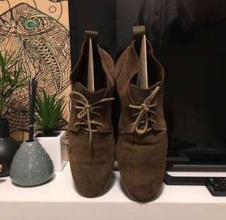 Zara Man Shoes Size 10 US Men's Size - REPRICED