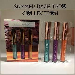 FENTY BEAUTY LIMITED EDITION TRIO SET COLLECTION