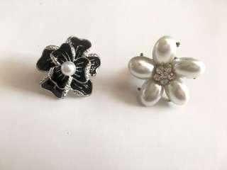 Costume Jewellery - Rings