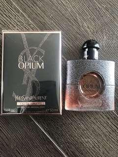 Two Brand New YSL Black Opium Fragrance