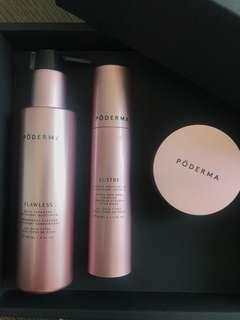 Poderma Skincare Products