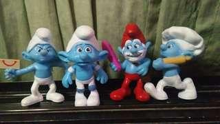Original The Smurfs Figure