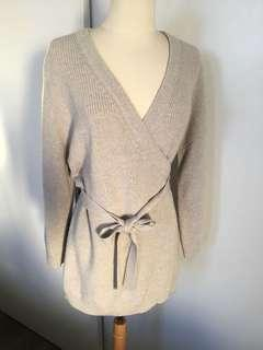 Wilfred Wrap Sweater