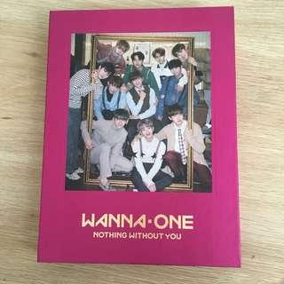 WANNAONE ONE VER album