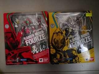 hee (只限順豐到付運費)  SHF Forze Firestate Elekstate Bandai Kamen Rider 幪面超人