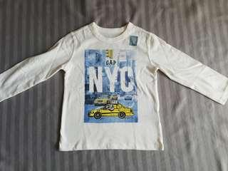 Baby Gap LS Shirt Brand New