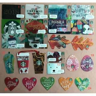Starbucks Card - PH