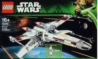 Lego 10240 Star Wars X Wing