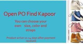 Tas Find Kapoor