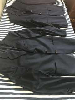 BALENCIAGA & PRADA TUXEDO Small to Medium frame