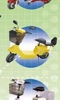城市遊俠電動機車 CR-07