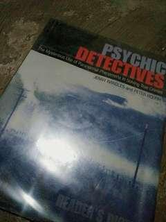 Psychic Detectives (Mysterious use of paranormal in solving crimes)