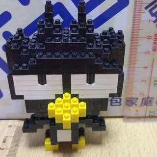 【FREE / BUY】XO 立體積木
