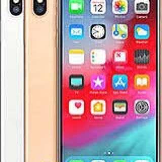 iphone xs max 256 golden